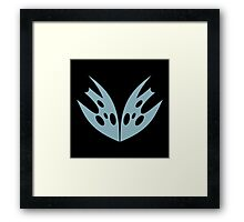 My little Pony - Queen Chrysalis Cutie Mark Special Framed Print