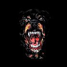Givenchy Rottweiler Dog by BuanaGrap