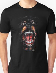 Givenchy Rottweiler Dog T-Shirt