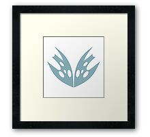 My little Pony - Queen Chrysalis Cutie Mark Special V2 Framed Print