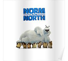 Norm Of The North Animation  Poster