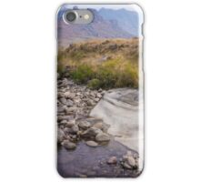 Drakensberg Garden Castle iPhone Case/Skin