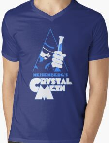Heisenberg Lab Mens V-Neck T-Shirt