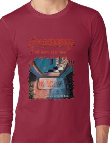 the ghost next door goosebumps Long Sleeve T-Shirt