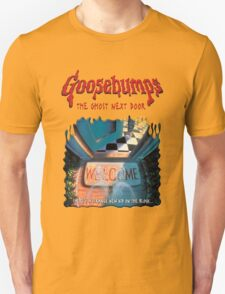 the ghost next door goosebumps T-Shirt