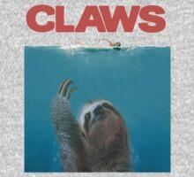 Sloth Claws Parody One Piece - Long Sleeve