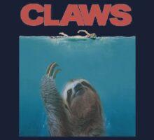 Sloth Claws Parody Kids Tee