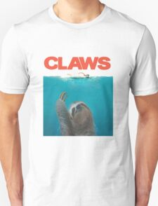Sloth Claws Parody T-Shirt