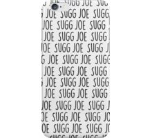 Joe Sugg x 1000 In White iPhone Case/Skin