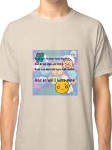 Birds of a feather flock together,  Classic T-Shirt