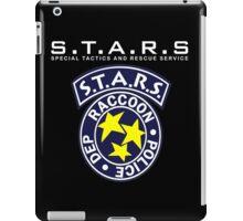 Stars Police Dep iPad Case/Skin