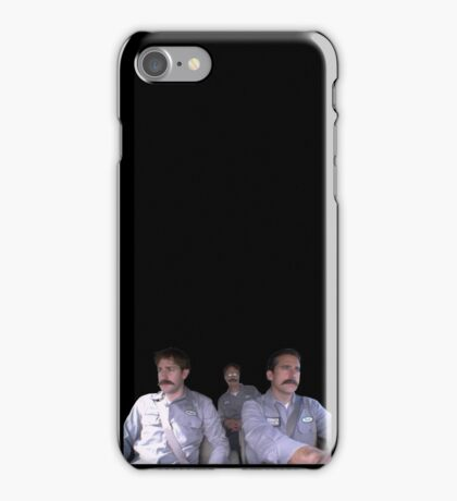 Burn Utica To The Ground iPhone Case/Skin