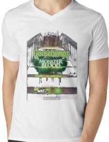Monster Blood 3 Goosebumps Story Mens V-Neck T-Shirt