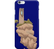 Floating Tower Island Begin Again iPhone Case/Skin