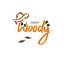 Sheriff Woody Photographic Print