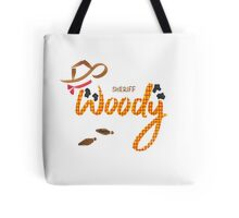 Sheriff Woody Tote Bag