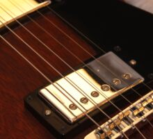 2007 Gibson Les Paul Studio Sticker