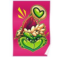 Green Humbug Poster