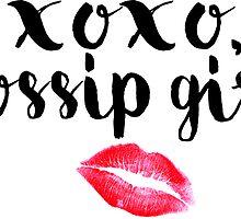 Gossip Girl by Devon Rushton