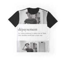 Exo  Kai Graphic T-Shirt