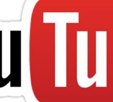 "Youtube   ""Youtube"" Logo/Design   NEW! Sticker"