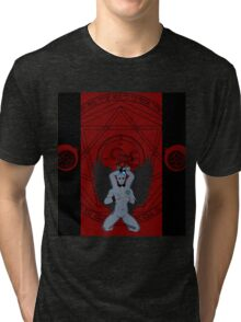 Devil's Trap Tri-blend T-Shirt