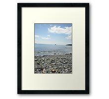 Point Pleasant Park, Nova Scotia, Canada Framed Print