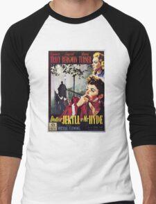 Movie Poster Merchandise Men's Baseball ¾ T-Shirt