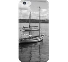 Halifax Port, Nova Scotia, Canada iPhone Case/Skin
