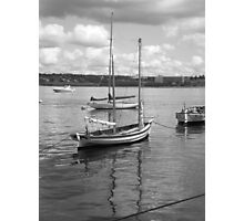 Halifax Port, Nova Scotia, Canada Photographic Print