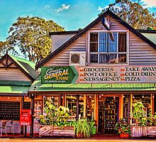 General Store by wallarooimages