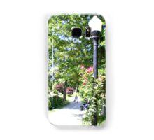 Halifax Public Gardens, Nova Scotia, Canada Samsung Galaxy Case/Skin
