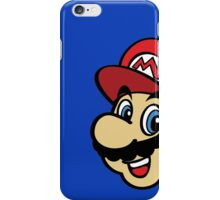 Happy Mario iPhone Case/Skin