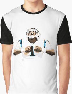 Cam Newton - Carolina Panthers Graphic T-Shirt