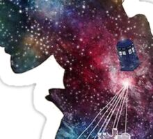 Doctor Who 11th Doctor Matt Smith Sticker