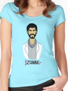 Ravi iZombie Women's Fitted Scoop T-Shirt