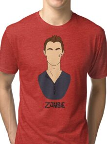 Major iZombie Tri-blend T-Shirt