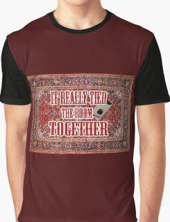 Big lebowski Carpet Graphic T-Shirt