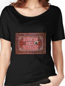 Big lebowski Carpet Women's Relaxed Fit T-Shirt