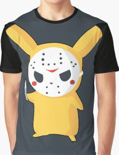 Pikachu Graphic T-Shirt