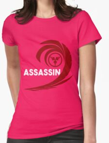 Assassins of the Red Veil Womens Fitted T-Shirt