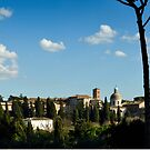 Caelian Hill, Rome by Nicholas Coates