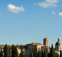 Caelian Hill, Rome Sticker