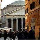 Pantheon, Rome by Nicholas Coates