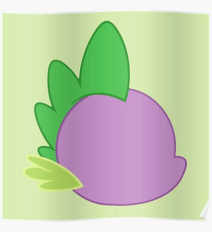 My little Pony - Spike Cutie Mark Special Poster