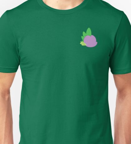 My little Pony - Spike Cutie Mark Special V2 Unisex T-Shirt