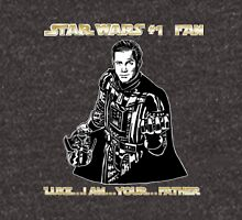 Star Trek Wars sci-fi homage  T-Shirt