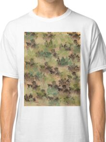 Muted Pacific or Red Silver Fir with Shrubs  Classic T-Shirt
