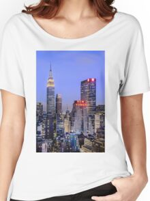 Made In New York Women's Relaxed Fit T-Shirt