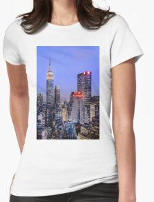 Made In New York Womens Fitted T-Shirt